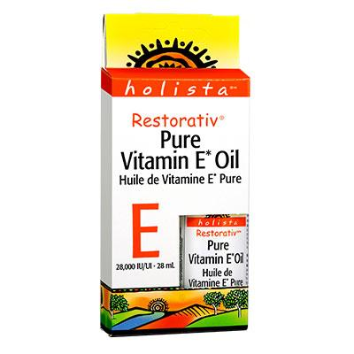 Витамин Е Restorativ® (чисто масло) 28 000 IU