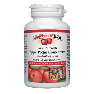 Ябълков Пектин Супер концентрат 500 mg х 90 V-капсули