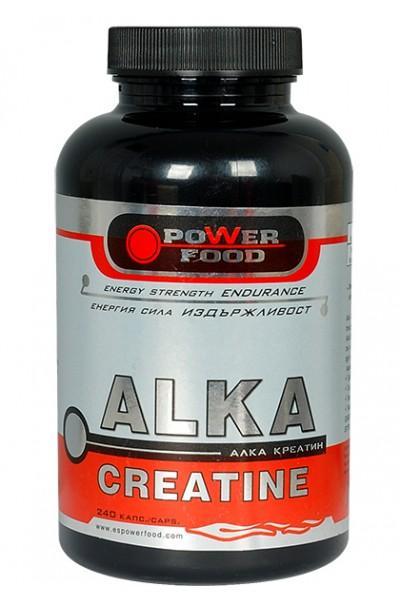 Alka Creatine 240 капсули x 500 mg