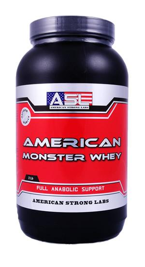 American Monster Whey 907 грама