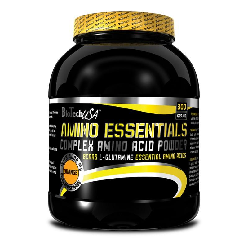 BioTech - Amino Essentials - 300 Г