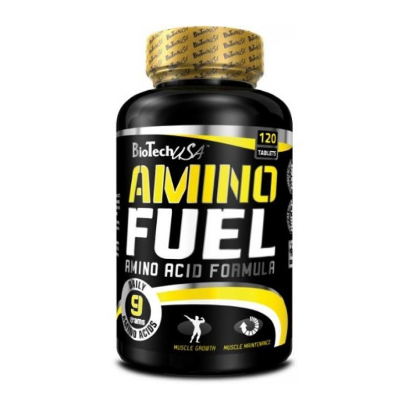 BioTech - Amino Fuel - 120 Таблетки