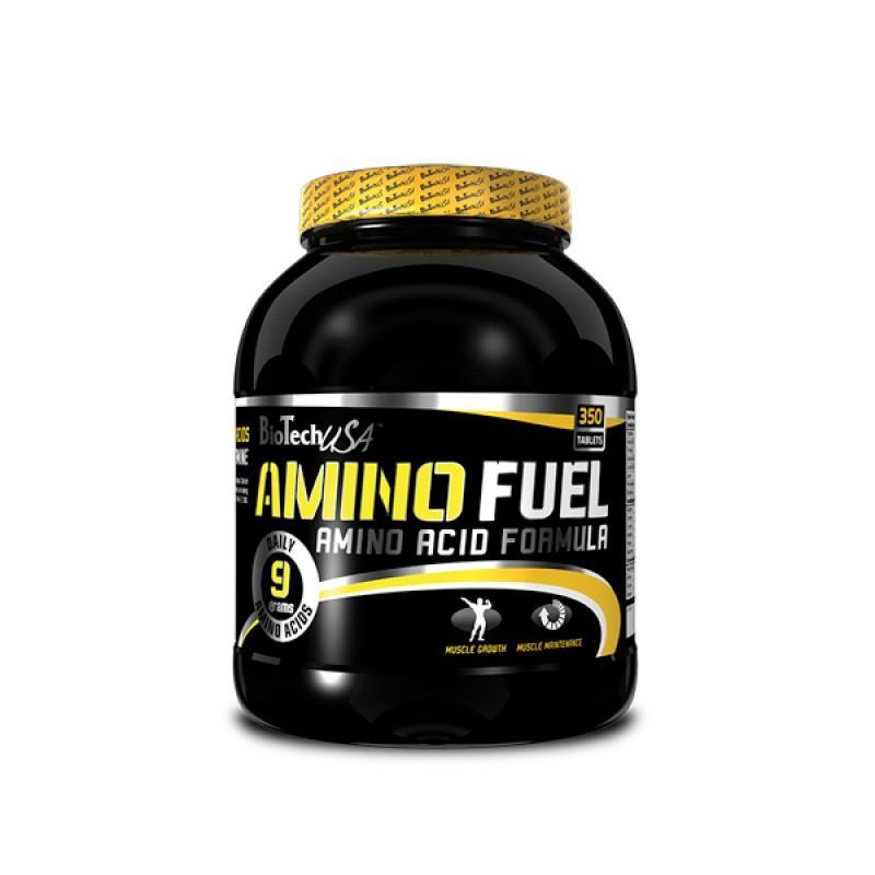 BioTech - Amino Fuel - 350 таблетки