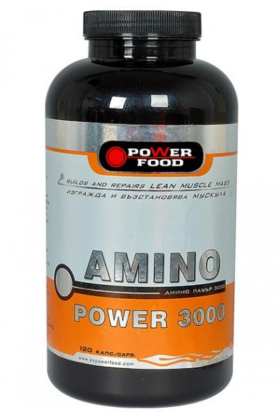AMINO Power 3000 - 120 капс.