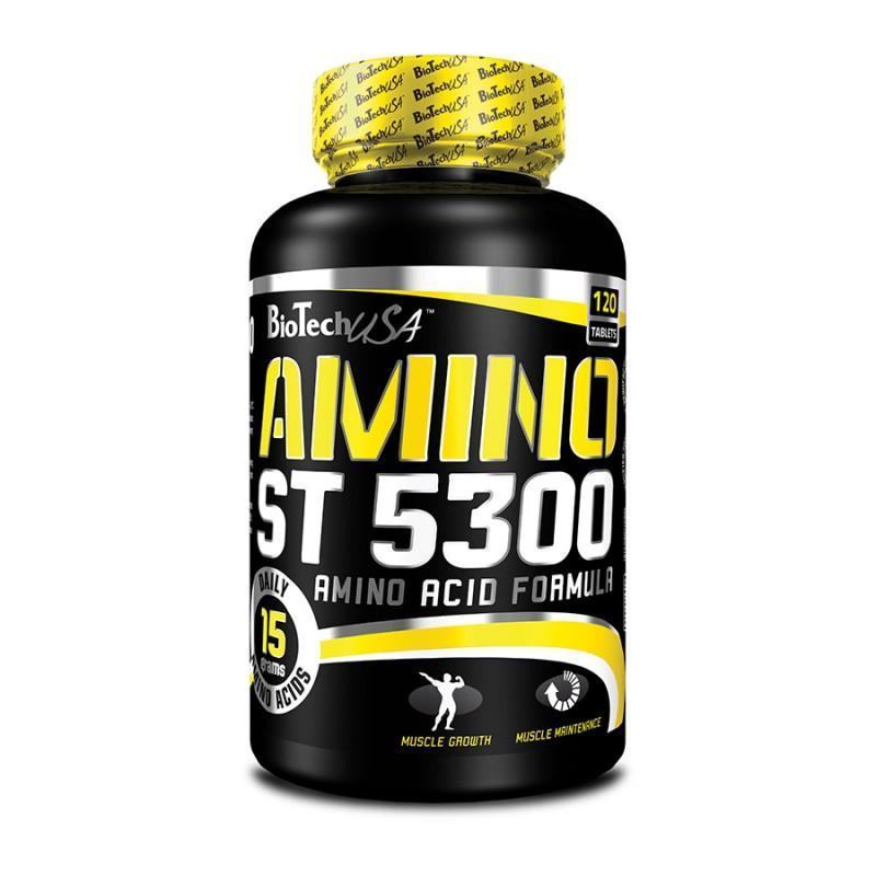 BioTech - Amino ST 5300 - 120 Таблетки