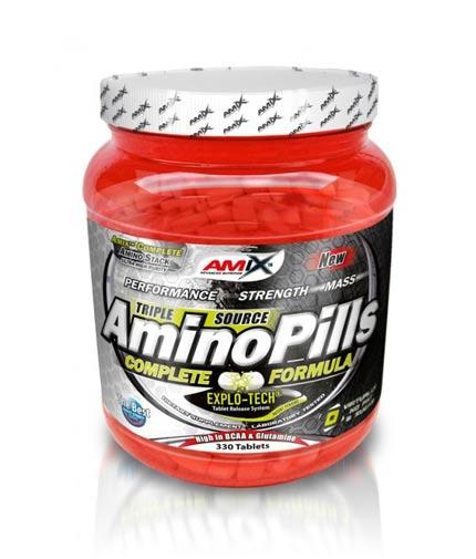 Amix - Amino Pills / 330tabs.
