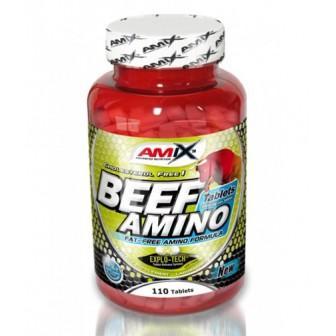 Beef Amino 110 Tabs.