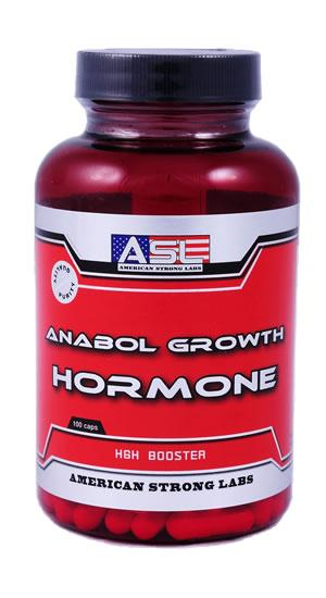Anabol Growth Hormone 100 капсули