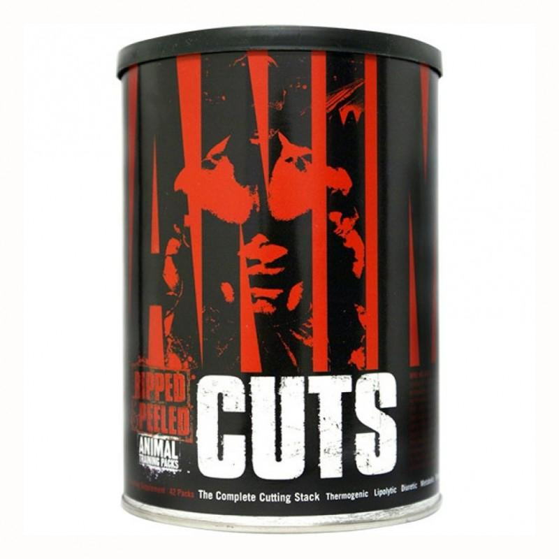 Animal Cuts - 42 Пакета Universal