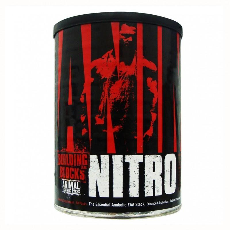 Animal Nitro - 30 Пакета Universal