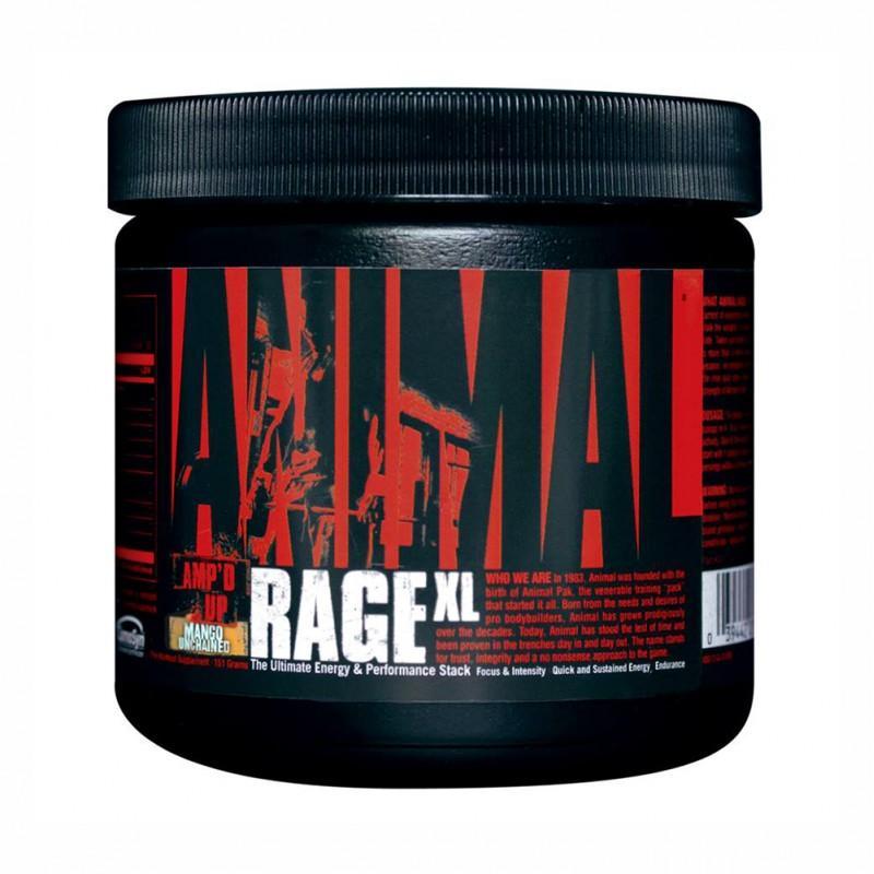 Animal Rage XL - 30 Дози Universal
