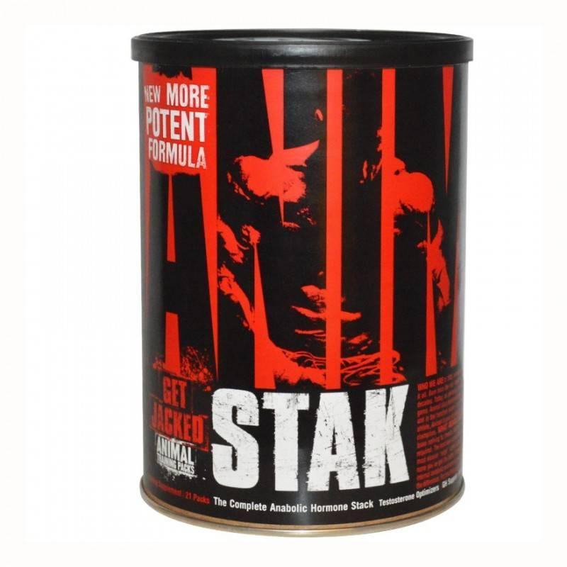Animal Stak - 21 пакета Universal