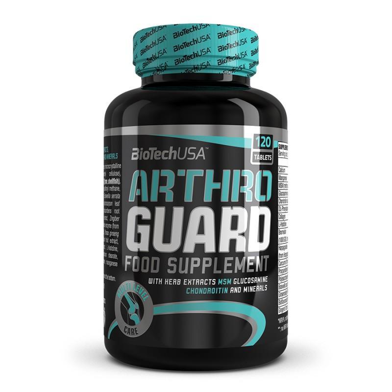BioTech - Arthro Guard - 120 Таблетки