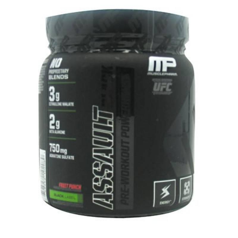 Assault BLACK - 30 Дози MusclePharm