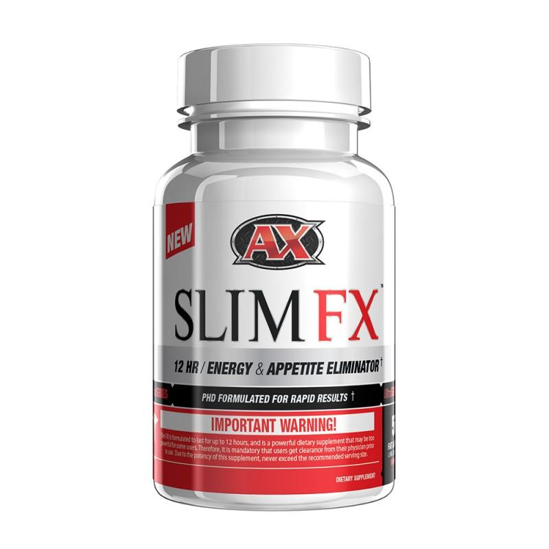 Slim FX - 56 Капсули Athletic Xtreme