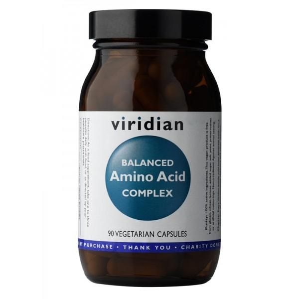 Балансиран комплекс aминокиселини, 90 капсули