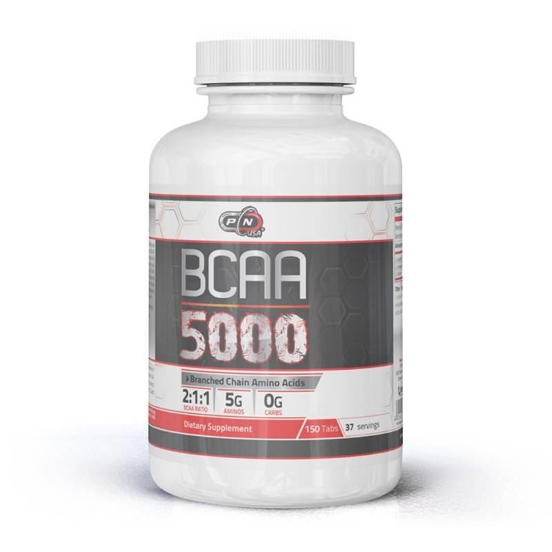 BCAA 5000 - 150 Таблетки Pure Nutrition