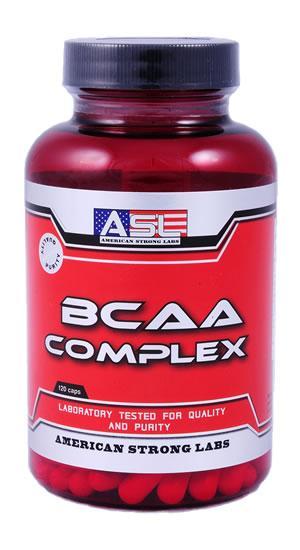 BCAA Complex 120 капсули