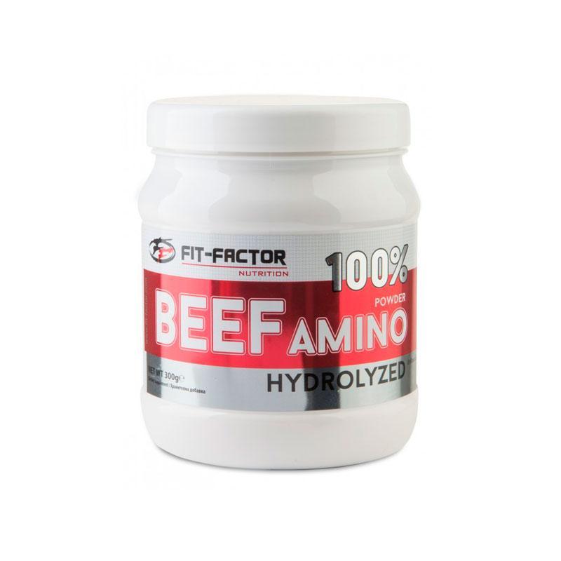 100% Телешки аминокиселини на прах 300gr
