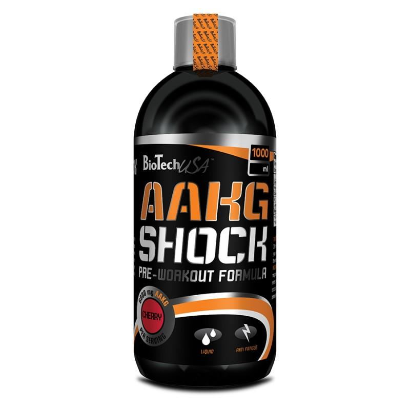 BioTech AAKG Shock Extreme 1000 МЛ