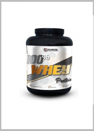 100% Whey Protein - Суроватъчен протеин 500гр./2270гр.