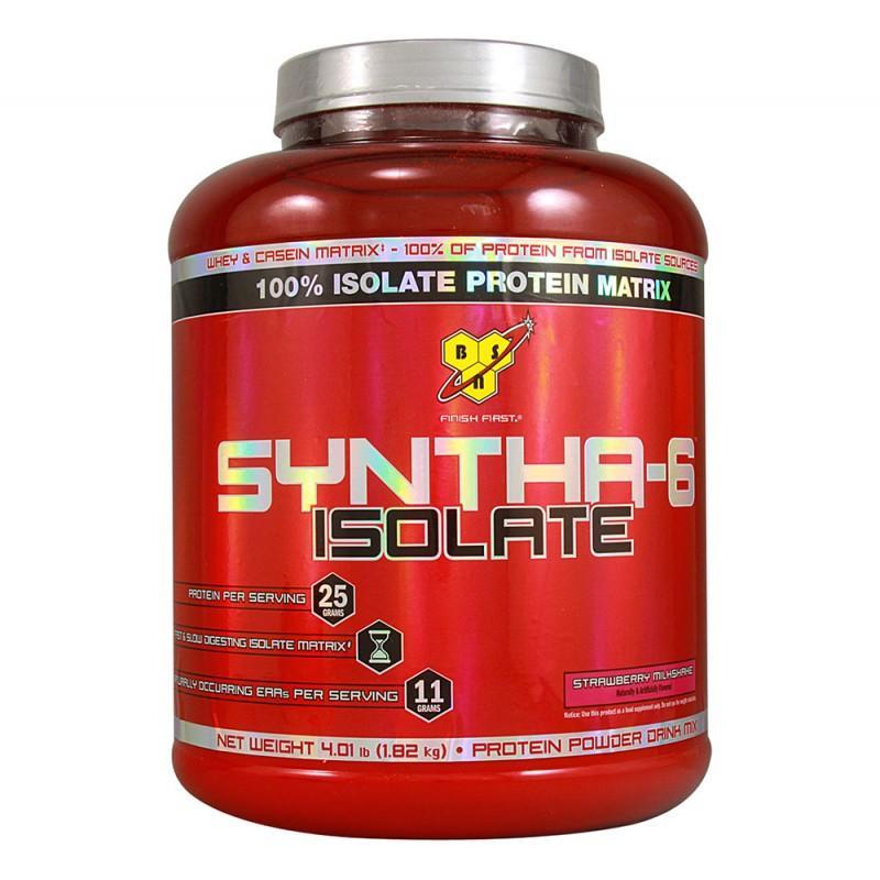 Syntha-6 Isolate - 1814 Г  BSN