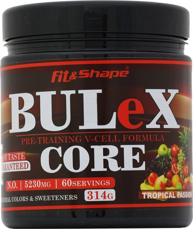 BULeX CORE 314gr Fit and Shape