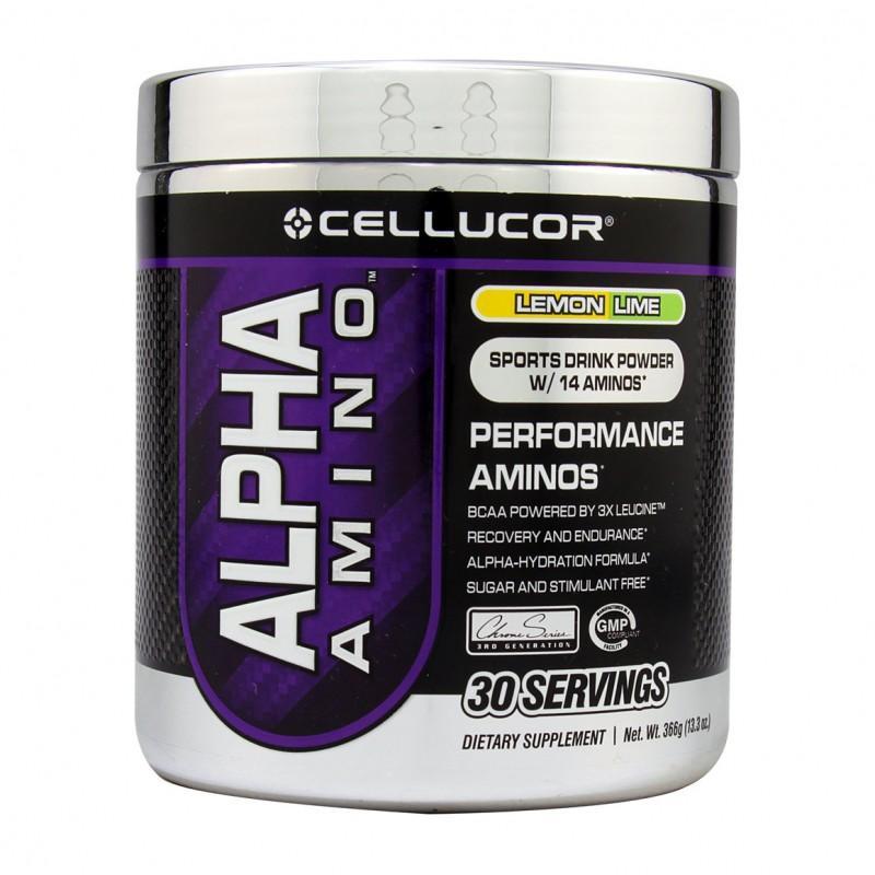 Alpha Amino - 366 Г CELLUCOR