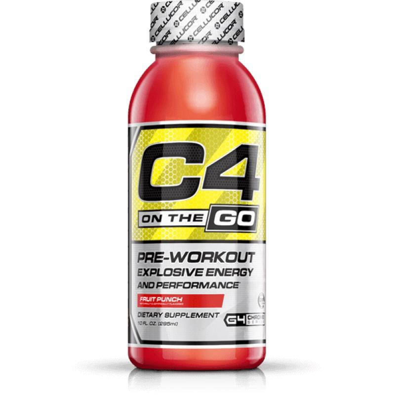 C4 On The Go - 296 мл CELLUCOR
