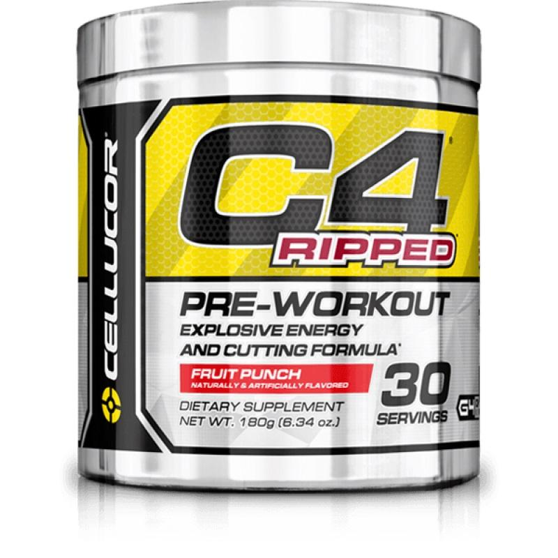 C4 Ripped - 30 Дози CELLUCOR