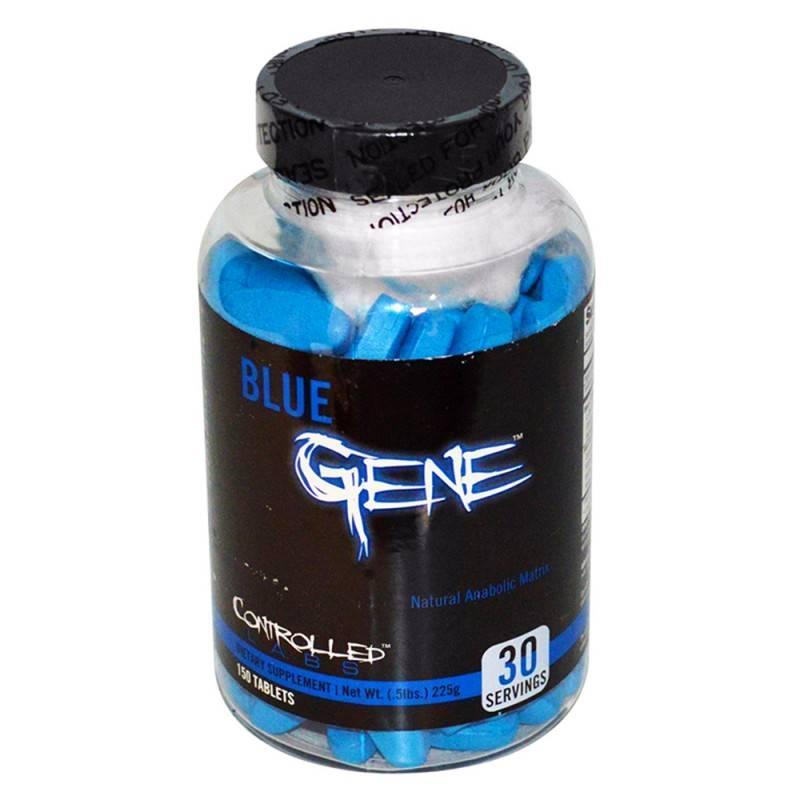 Blue Gene - 150 Таблетки CONTROLLED LABS
