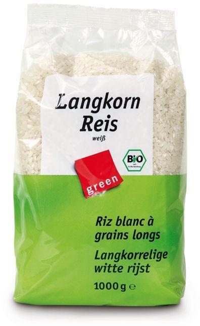 Ориз бял дългозърнест 1кг.