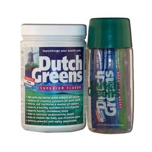DUTCH GREENS 270гр - за имунна защита, енергия и жизненост