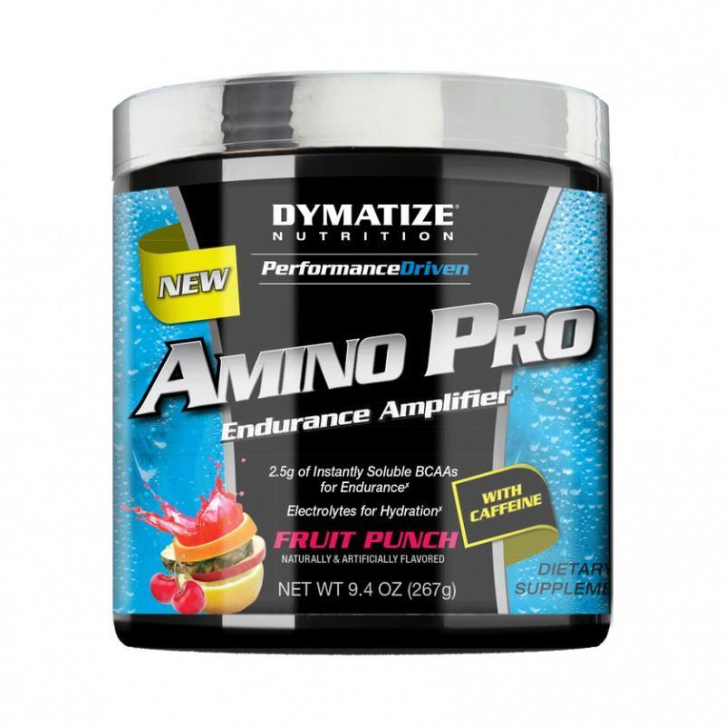 Amino Pro с Кофеин - 270 Г DYMATIZE