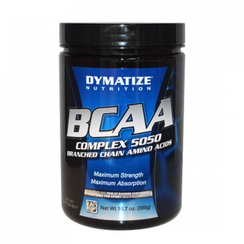 BCAA Complex 5050 - 300 Г DYMATIZE