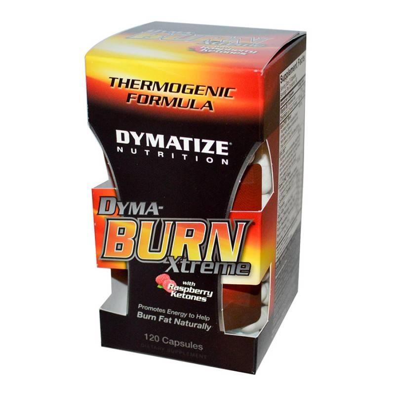 DYMATIZE - Dyma-Burn Xtreme - 120 Капсули