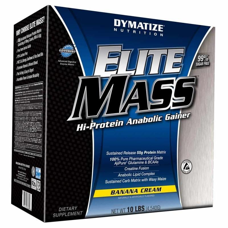 DYMATIZE - Elite Mass - 4540 Г