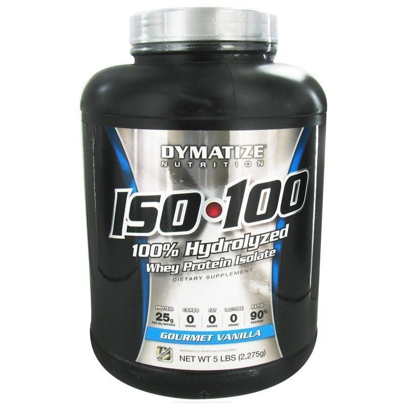 ISO 100 - 2273 Г DYMATIZE