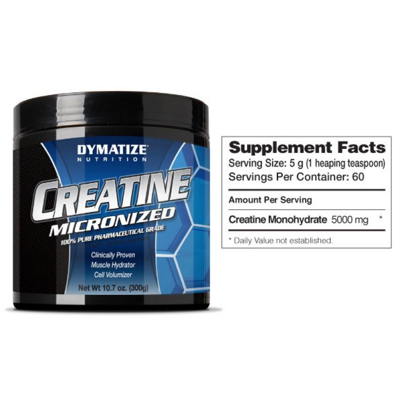 Dymatize - Micronized Creatine - 300