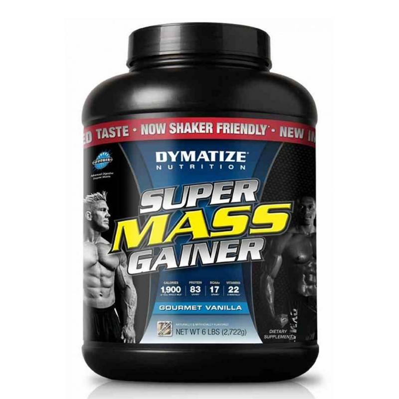 Super Mass Gainer - 2722 Г DYMATIZE