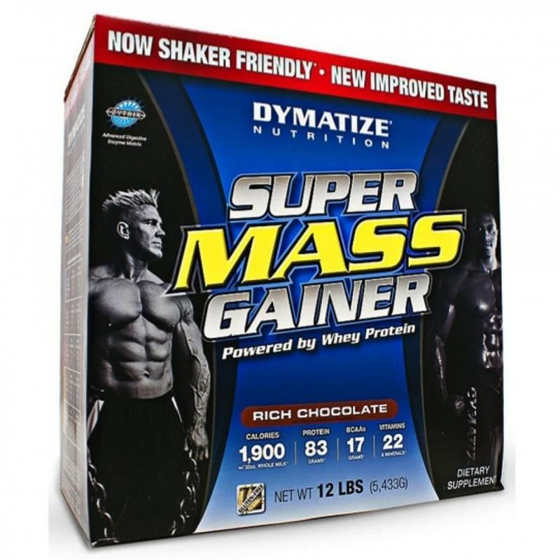 Super Mass Gainer - 5433 Г DYMATIZE