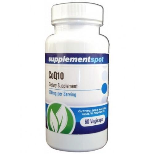 Co-Enzyme Q-10 200 mg 60 вегетариански капсули