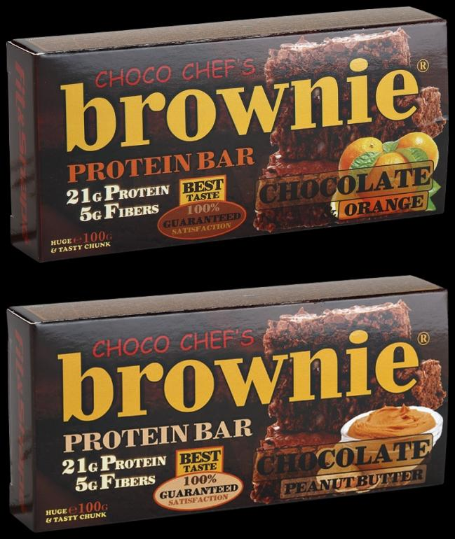 BROWNIE PROTEIN BAR