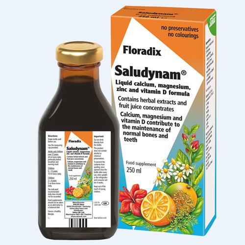 Floradix Здрави Стави, 250мл