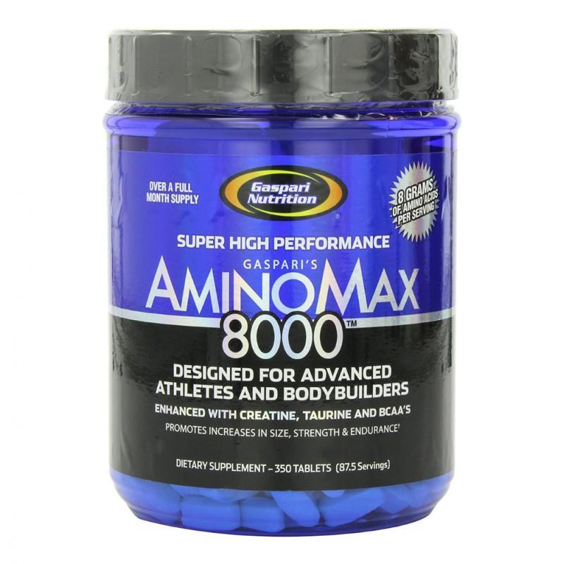 Gaspari - Amino MAX 8000 - 350 Таблетки