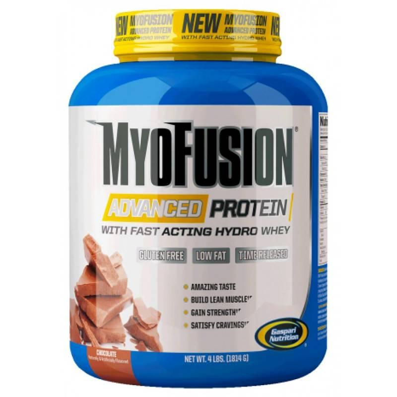 MyoFusion Advanced Protein - 1814 Г GASPARI
