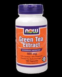 Green TEA EXTRACT 60% 400 МГ - 100 КАПСУЛИ