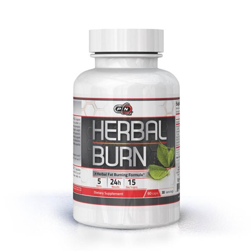 HERBAL BURN - 60 Капсули