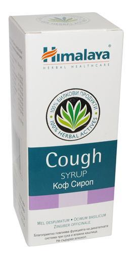 Himalaya Коф сироп - При кашлица, 120ml