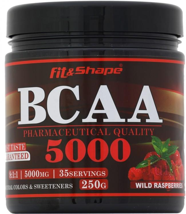 iBCAA 8:1:1 Juicy Fresh 250gr Fit&Shape